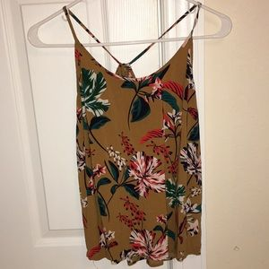 "Target ""A New Day"" Cross Back Top"